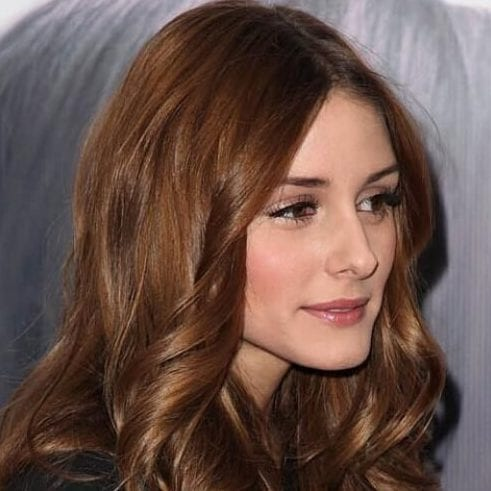 olivia palermo chestnut hair color