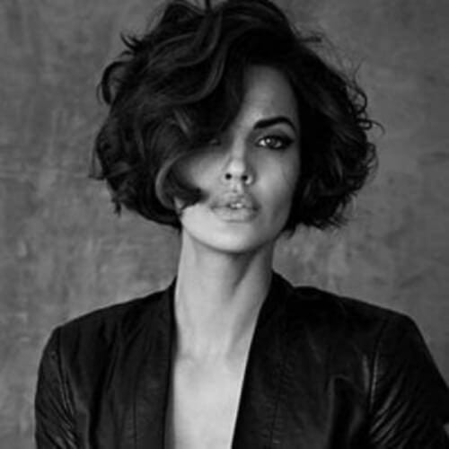 sultry haircuts for thick hair