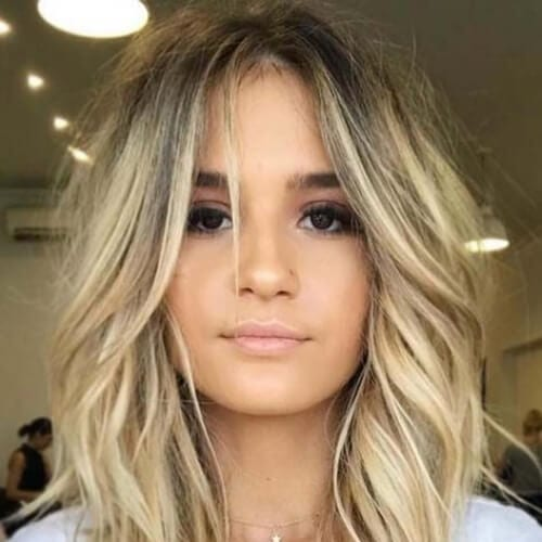 50 Photogenic Haircuts for Thick Hair , My New Hairstyles
