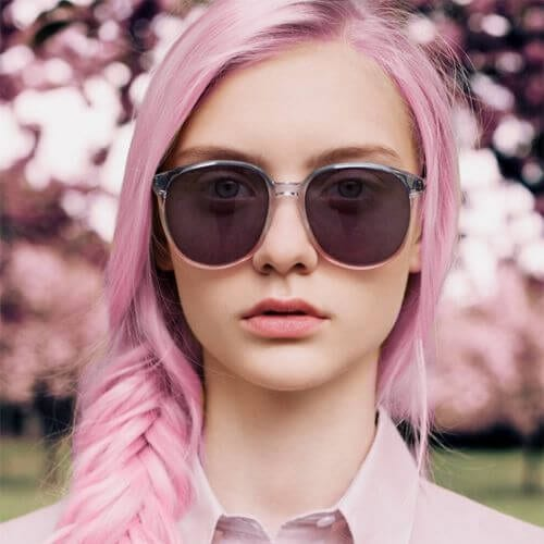 orchid side hairstyles for prom