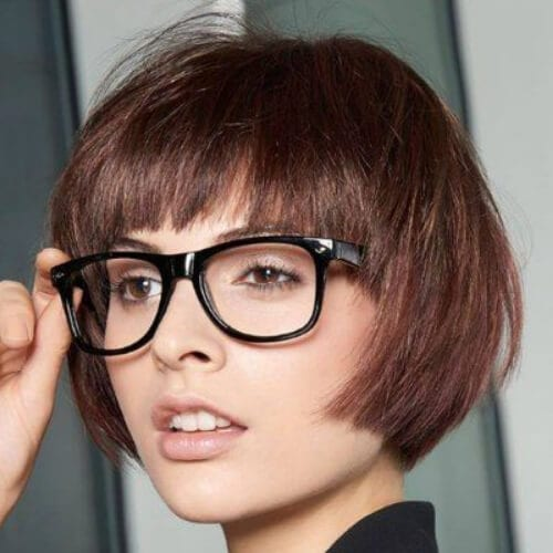velma short haircuts for straight hair