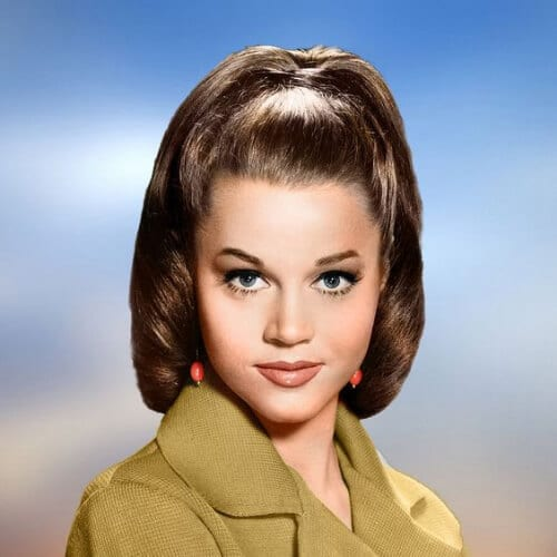 perfect jane fonda hairstyles
