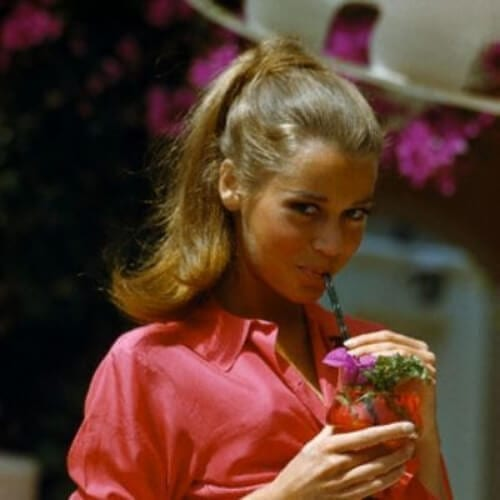 ponytail jane fonda hairstyles