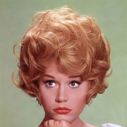 retro jane fonda hairstyles