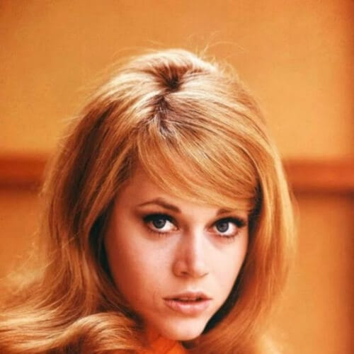 side swept bangs jane fonda hairstyles