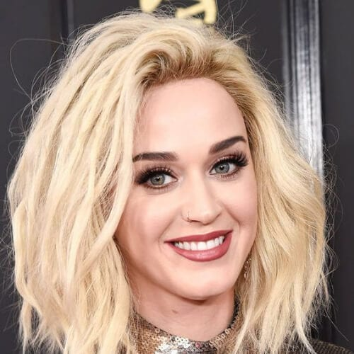 2017 Grammys katy perry hairstyles