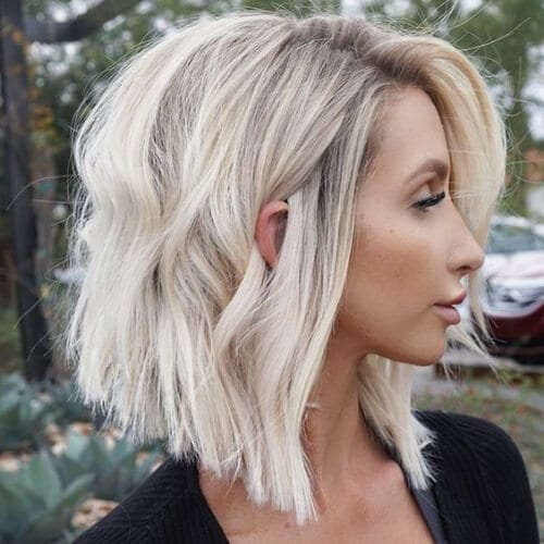 50 Beautiful A-Line Bob Haircut & Styling Ideas - My New Hairstyles