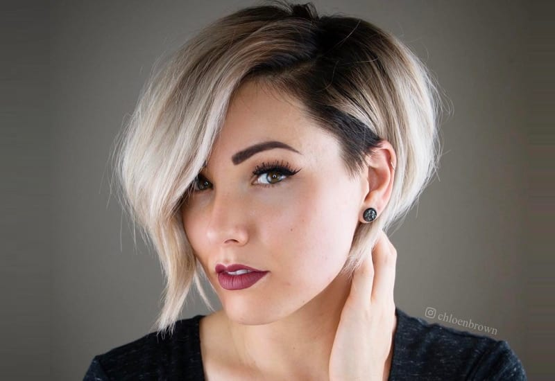 chin length hairstyles