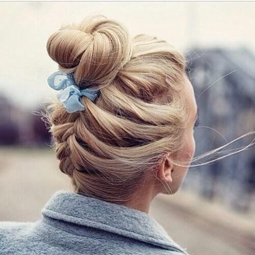 60 Very Cool Updos For Short Hair You Should See My New Hairstyles
