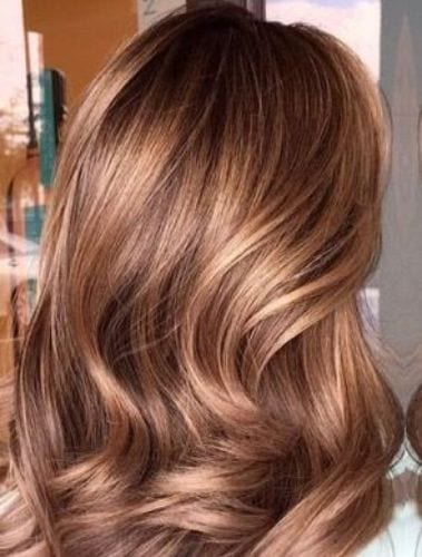 Fall Brown Hair Colors
