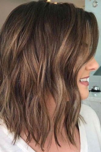fine wavy hair