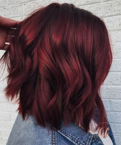 mulled wine hair for fal