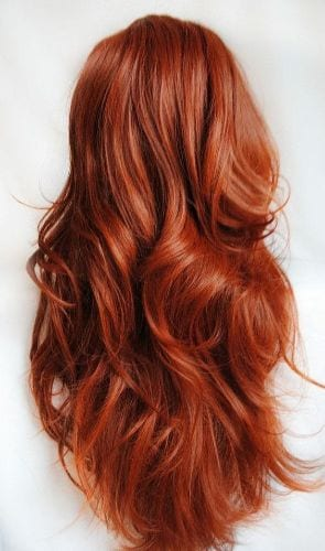 seasonal fall red hair color ideas