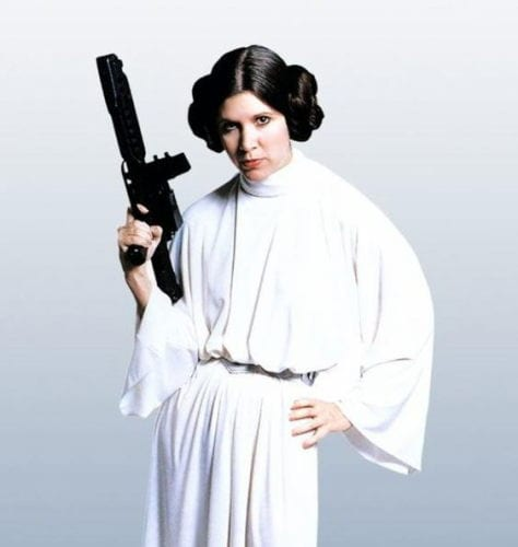 Space Buns - Princess Leia's Cinnamon Buns