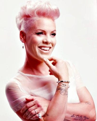 Unconventional Hair Colors - Think Pink