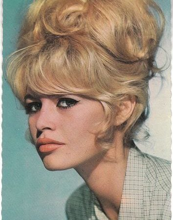 brigitte bardot hair and bangs