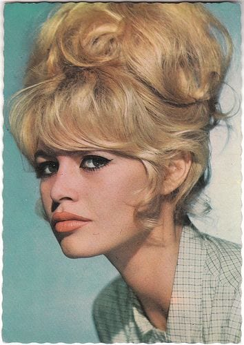 brigitte bardot hair and bangs