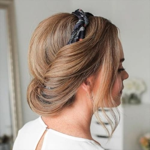 Best Chignon Hairstyles for Casual Wear