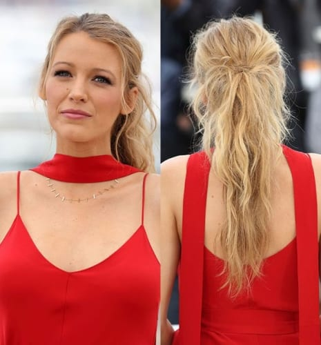 Celebrity Hairstyles - The Blake Lively