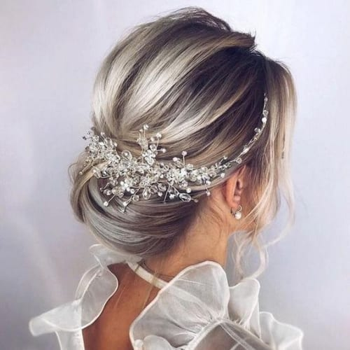 Chignon Bridal Hairstyles