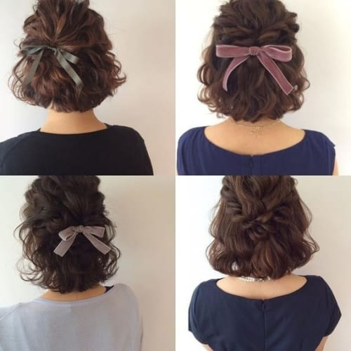 Cute Thanksgiving Hairstyles For Short Hair