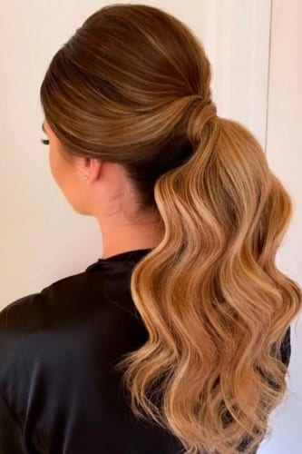 Formal Ponytail Hairstyles