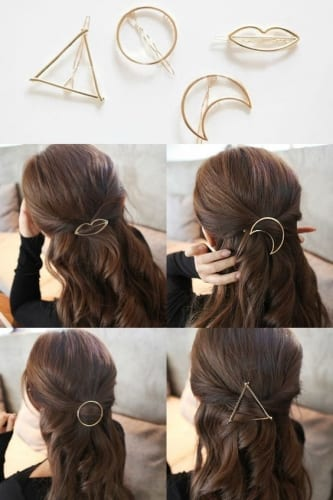 Hairstyles with Pretty Hair Accessories
