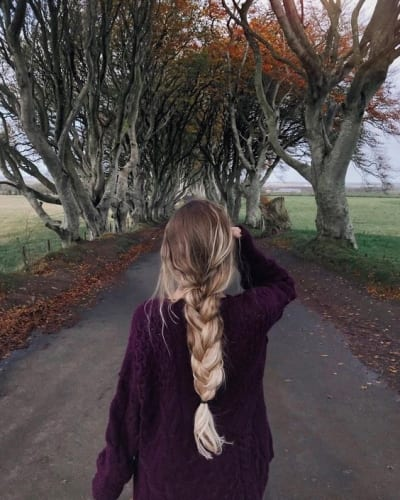 Loose Relaxed 3-Strand Braid