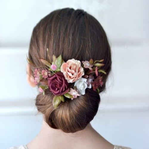 Prom Chignon Styles