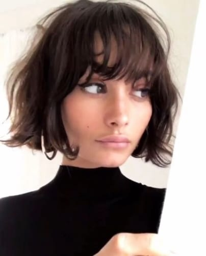 Short Messy Hairstyles For Fine Hair