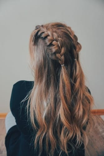 Thanksgiving Hairstyles For Girls
