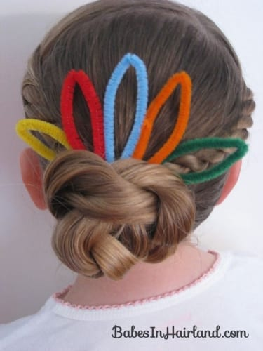 Thanksgiving Hairstyles For Kids