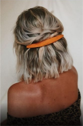 Thanksgiving Hairstyles With Hair Accessories