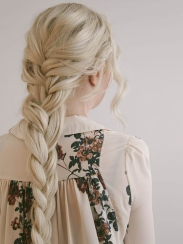 thanksgiving braid hairstyle