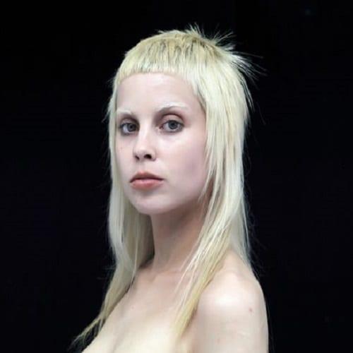 Yolandi Visser Mullet Hairstyle