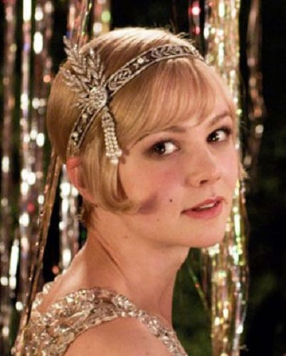 The Great Gatsby look