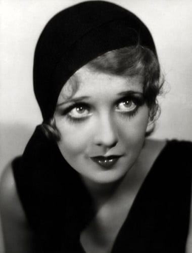 The Anita Page hairstyle